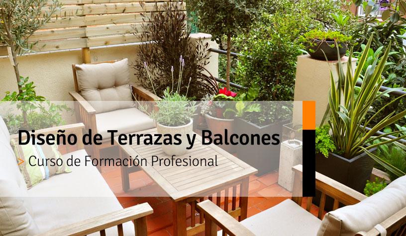 Diseño De Terrazas Y Balcones Centro Kandinsky